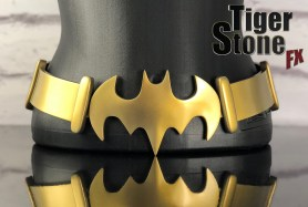 Batgirl belt - made by Tiger Stone FX