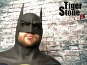 Batman 89 1989 cowl (from below) - made by Tiger Stone FX