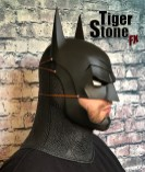 Batman Ninja cowl mask for your cosplay costume (side) - made by Tiger Stone FX