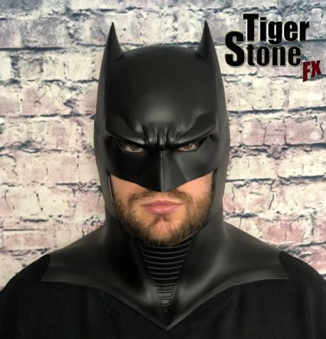 GD Batman cowl -- original design (and made) by Tiger Stone FX