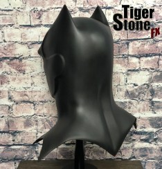 GD Batman cowl (side back) -- original design (and made) by Tiger Stone FX