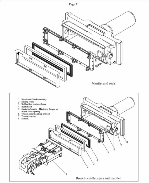 CD4 Tiger Combined Manuals