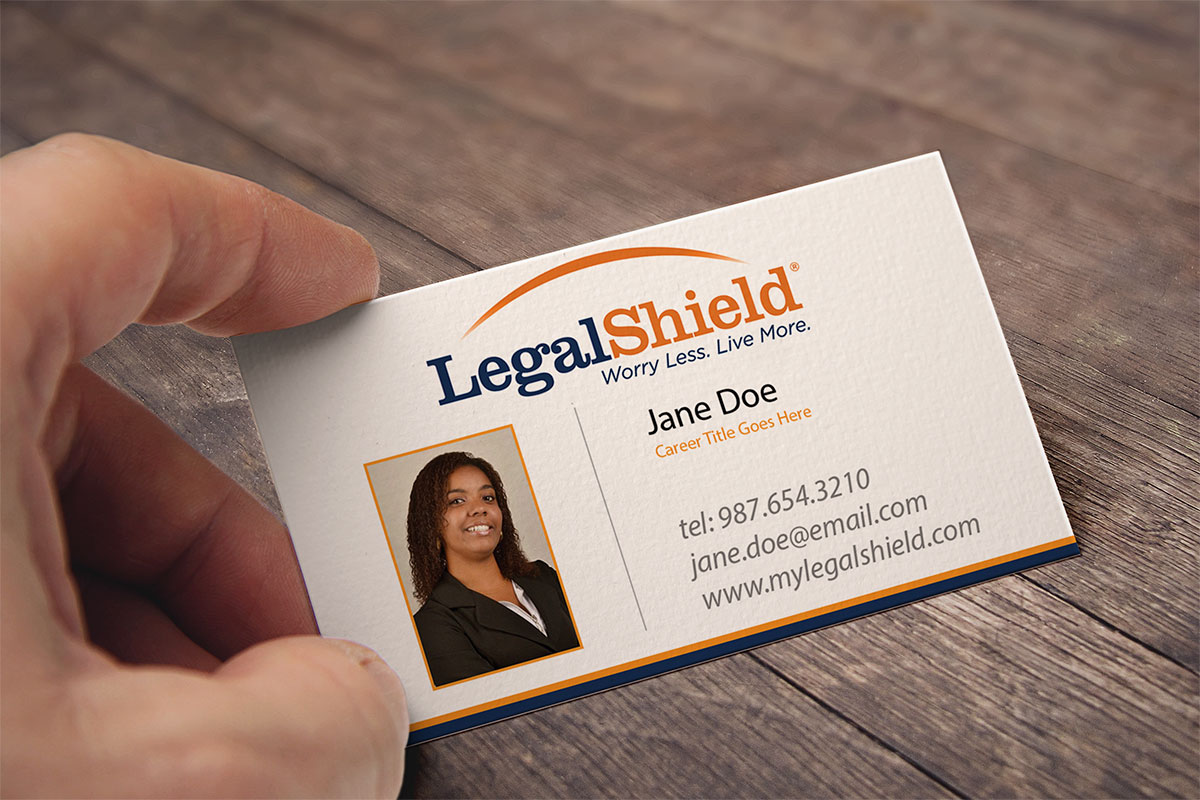 These cards are used by business owners to make common monthly purchases and p. Legal Shield Business Cards - Buy Premium Prints for Cheap