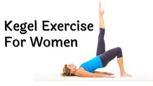 Kegel exercises for women