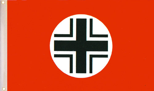 Black White It And Has Green What And Flag Cross