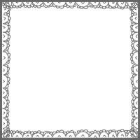 バナー広告・アイコン制作のwebデザイン素材:大人可愛い手編みレース風飾り枠。ガーリーなデザインのフレーム(200×200pix)