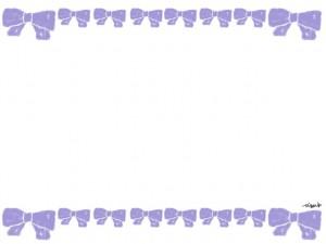 6月のweb制作、バナー広告、ネットショップのwebデザイン素材:大人可愛いパステ6月のweb制作、バナー広告、ネットショップのwebデザイン素材:大人可愛いパステルブルーのリボンいっぱいのフレームのフリー素材(640×480pix)