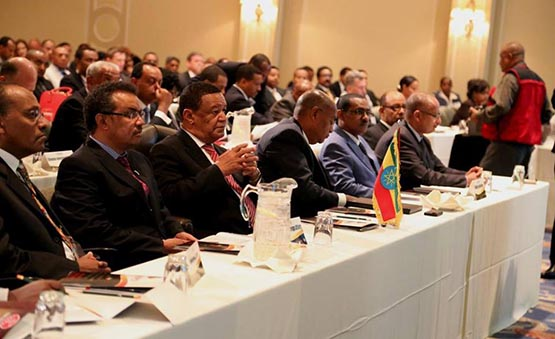 US-Ethiopian Summit concludes successful and US companies to invest billions in Ethiopia