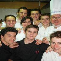 Cebiche, lomo saltado y pisco encantaron a estudiantes de cocina francesa
