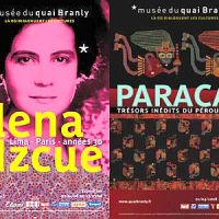 Tesoros textiles de cultura Paracas se exhiben en París