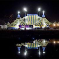 """El Cirque du Soleil """"Kooza"""" en New York"""