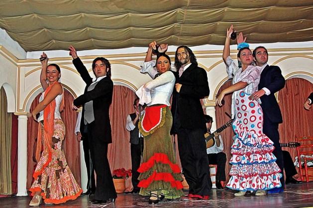 spanish flamenco Tenerife holidays