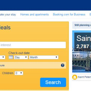 How Booking.com saved my trip
