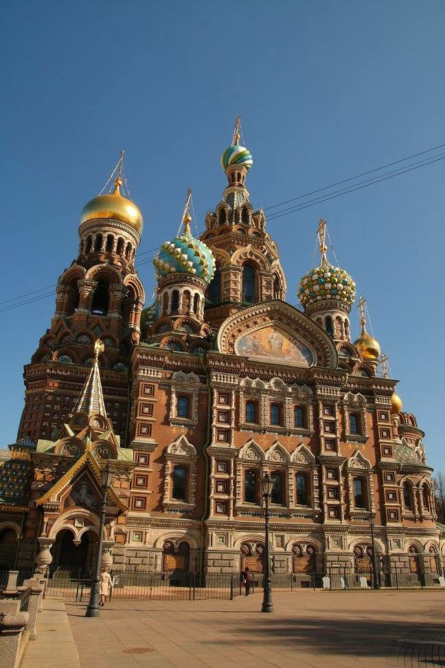 Things to do in St Petersburg Russia for two days