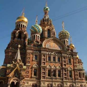 Things to do and where to stay in St Petersburg Russia for two days