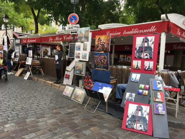 montmartre Paris attractions