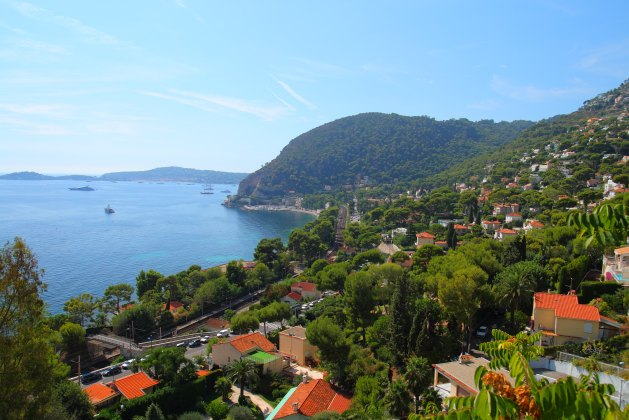 2 Weeks Italy France itinerary - Eze village