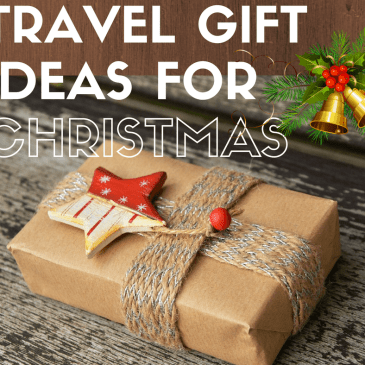 Unique gift ideas for someone going travelling