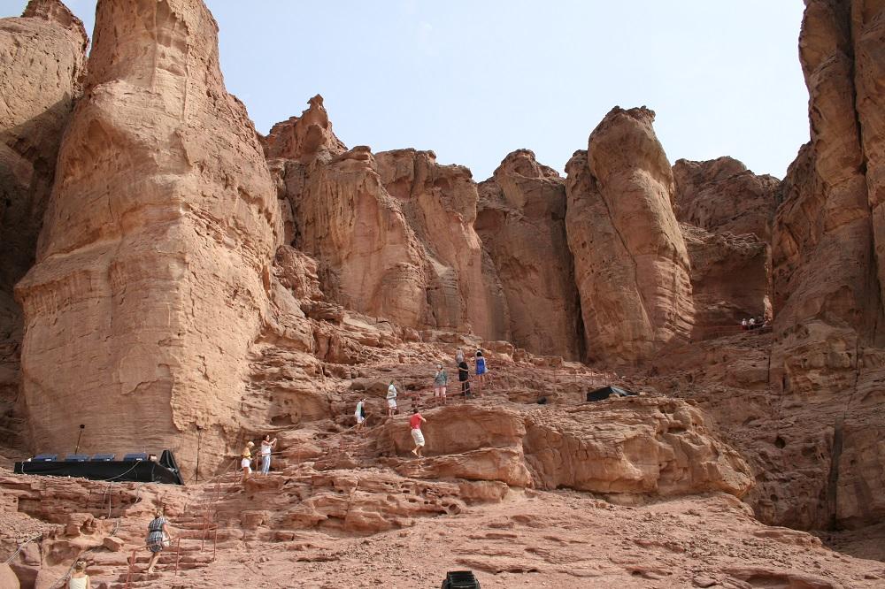 Things to do in Eilat Israel desert