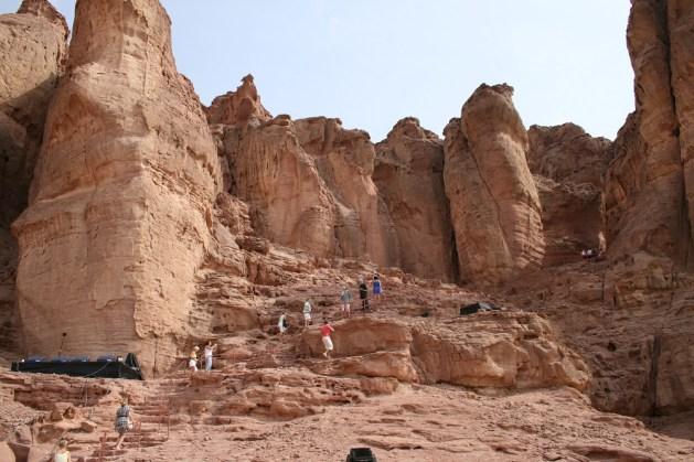 Eilat Israel desert