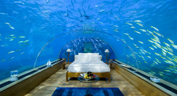 Poseidon Undersea Resorts