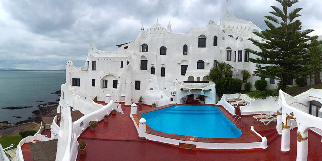 luxury hotels Casa Pueblo in Punta Ballena, Uruguay