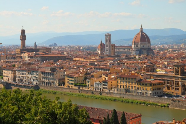 2 Weeks Italy France itinerary - Florence