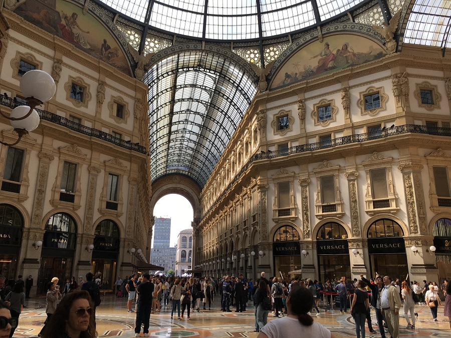 things to do in milan in one day - Galeria