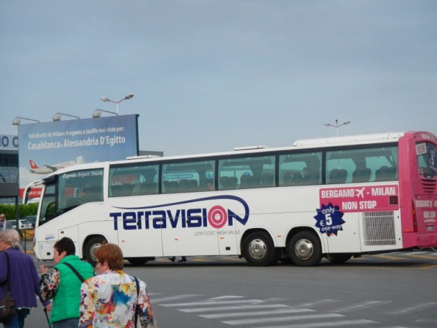 things to do in Milan in one day - Bergamo airport transfer