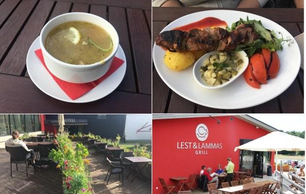 Hiiumaa points of interest - cuisine