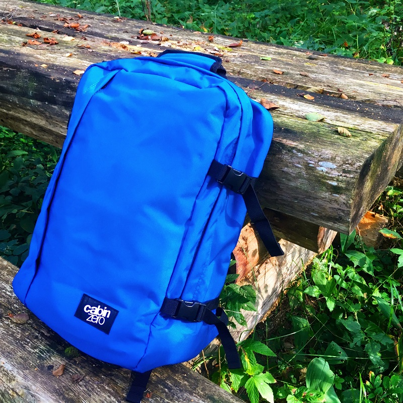 cabinzero backpack review