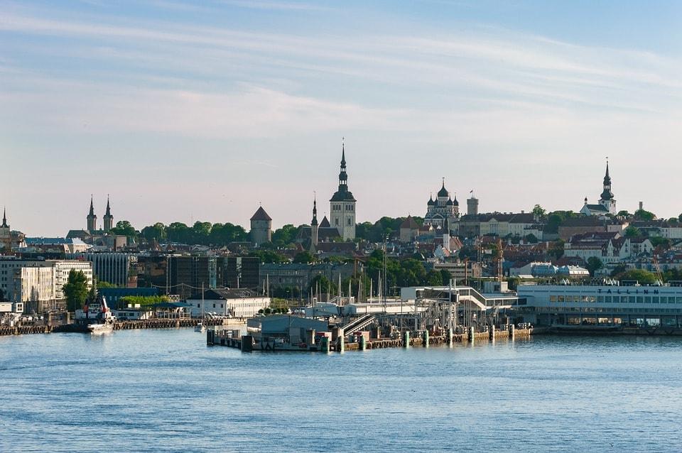 reasons for visiting Estonia - location