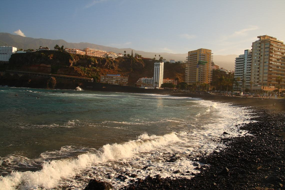 tenerife points of interest - Puerto de la Cruz