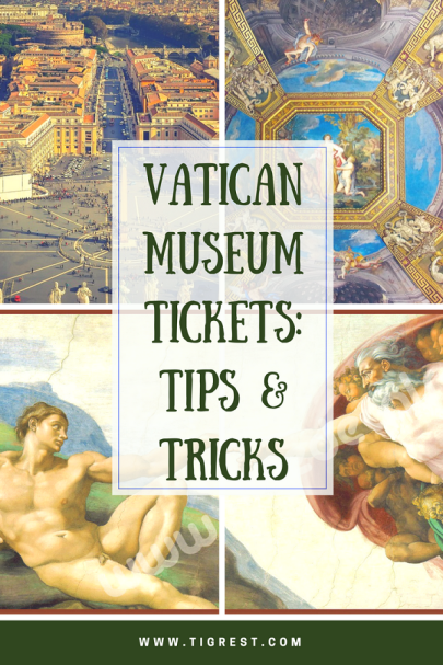 Vatican Museum Tickets tips&tricks