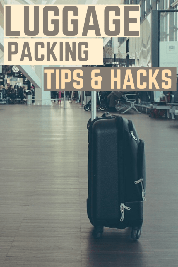 best luggage tips