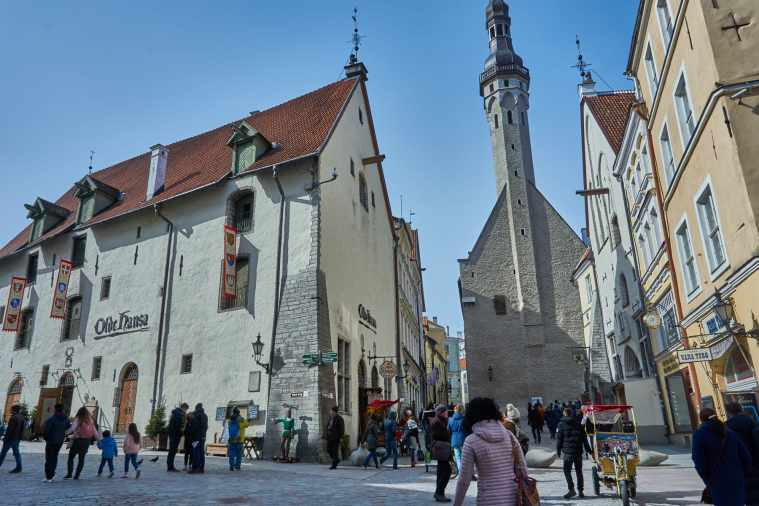 Eastern Europe Travel Itinerary - Tallinn