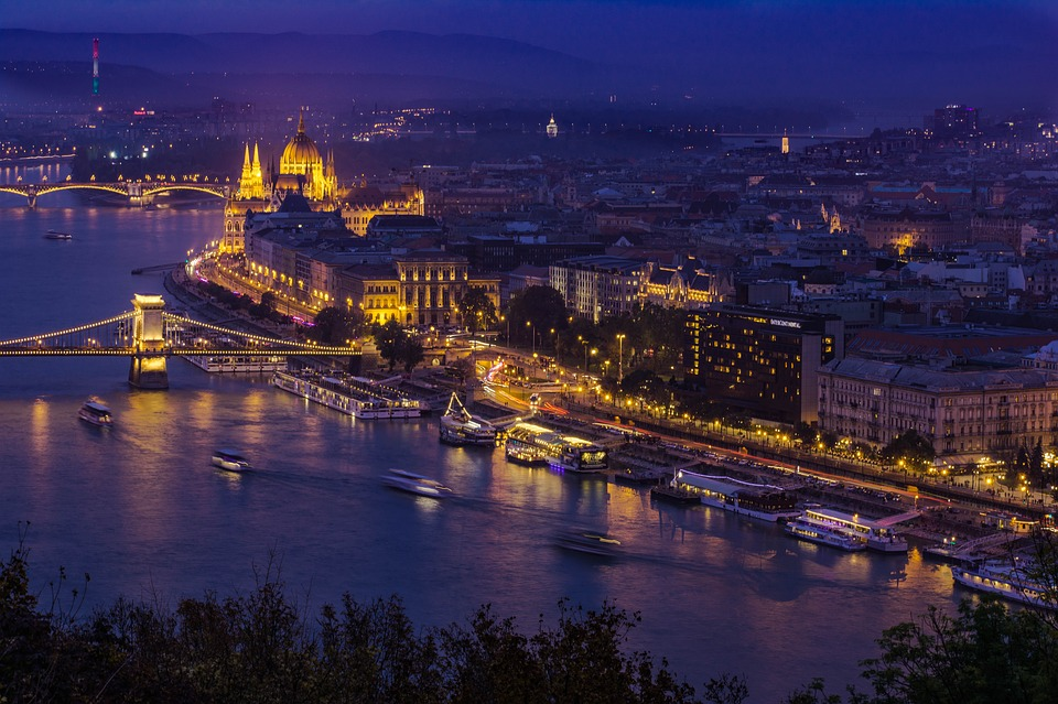 Eastern Europe Travel Itinerary - Budapest