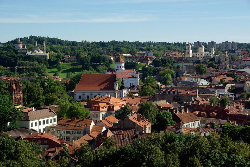 Eastern Europe Travel Itinerary - Vilnius