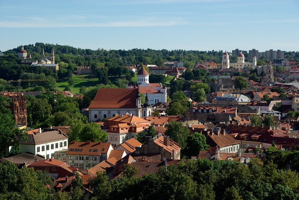 Eastern Europe Travel Itinerary - Vilnius