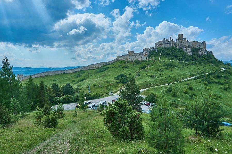 Northern Slovakia Road Trip - Spis castle