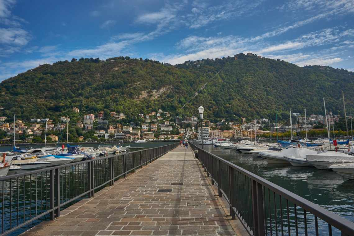 One day in Como and Brunate