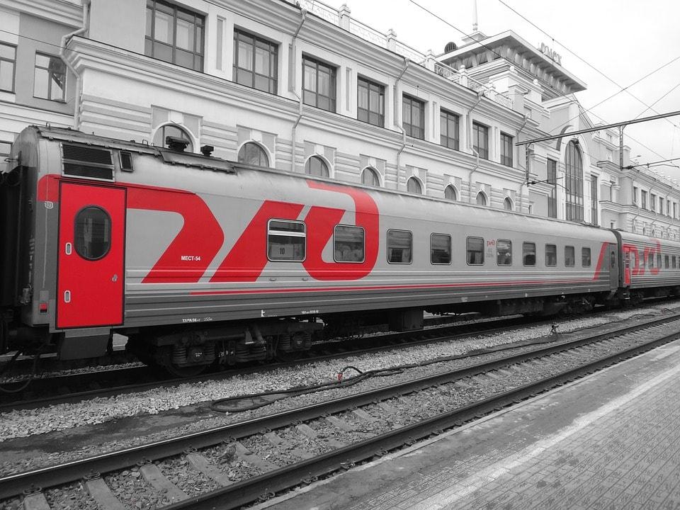 Tallinn to St Petersburg train