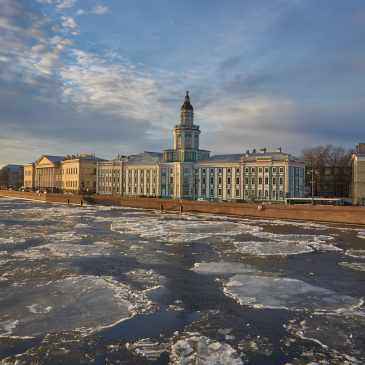 Visiting Saint Petersburg Russia in November