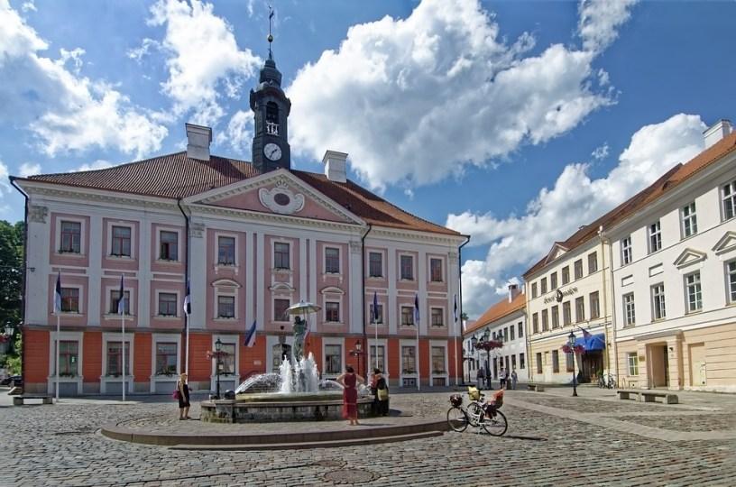 Day Trips from Tallinn Estonia