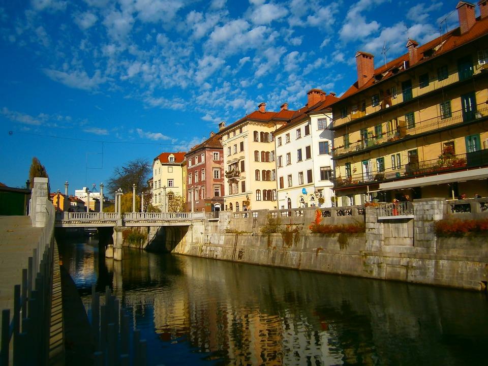 Eastern Europe Itinerary 2 weeks Ljubljana