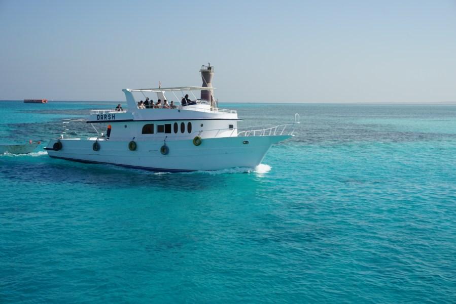 Hurghada snorkeling tour