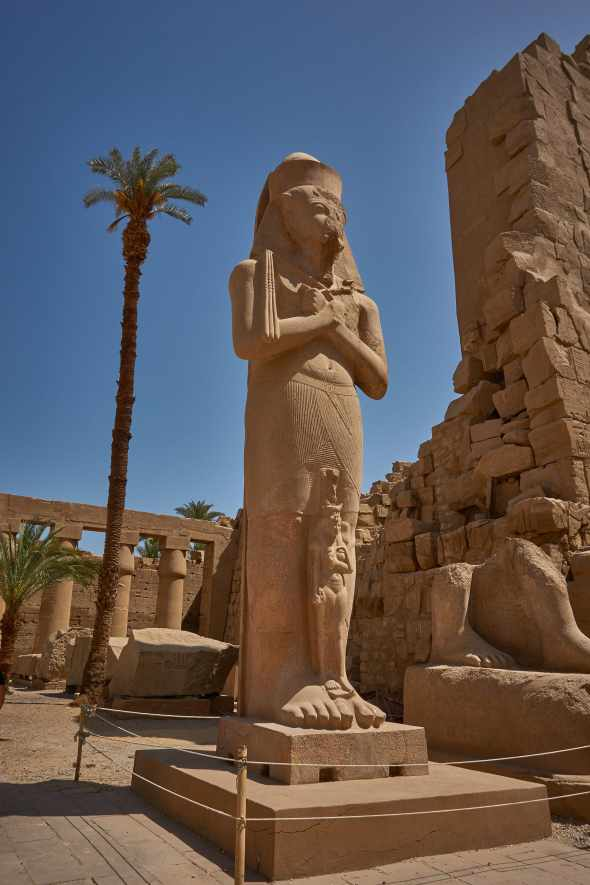 Hurghada to Luxor day trip - Karnak temple