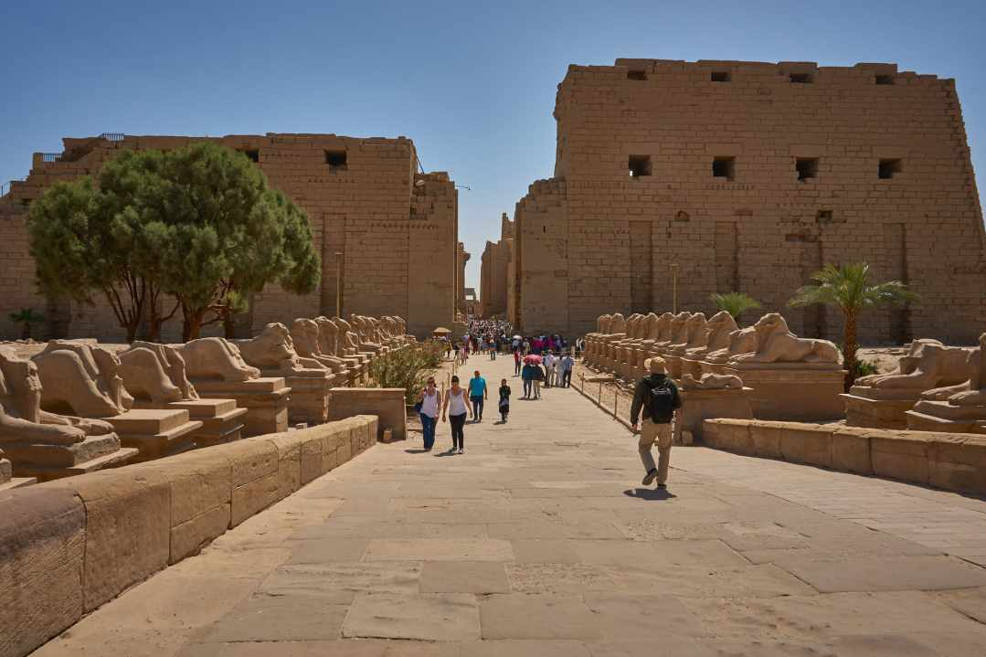 Hurghada to Luxor day trip - Karnak