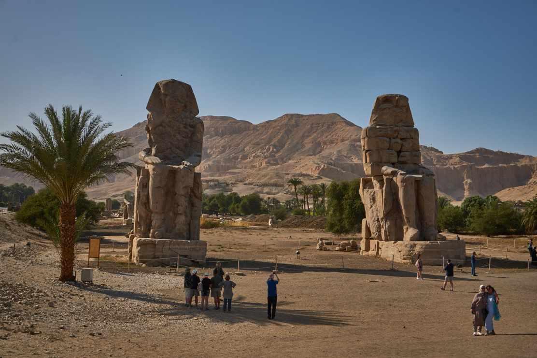 Hurghada to Luxor day trip - Memnon