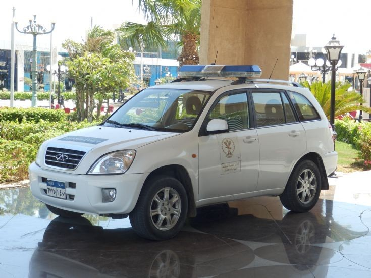 Is it safe to travel to Egypt police
